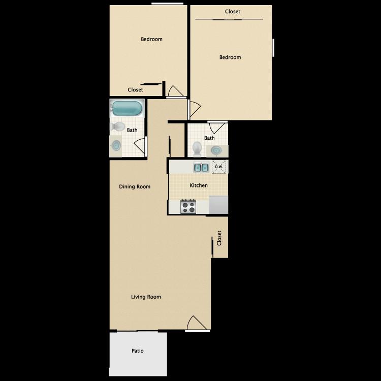 Heatherwood Apartments: Apartment Homes In La Mesa, CA
